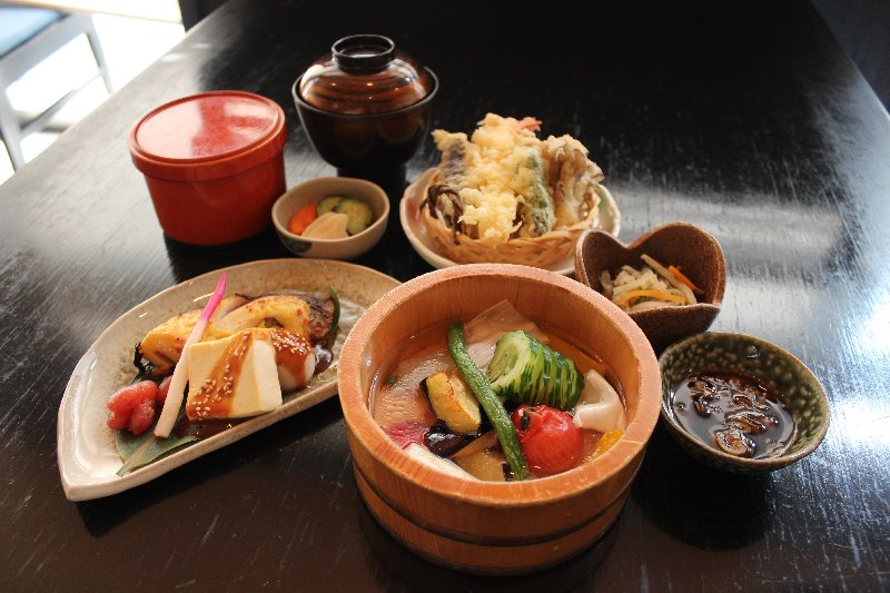 24ミヤリー野菜と銀鱈の西京焼き御膳
